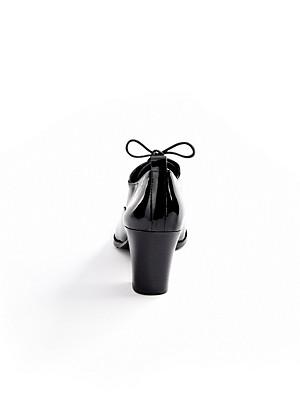 Uta Raasch - Schnür-Pumps aus exquisitem Rindslackleder