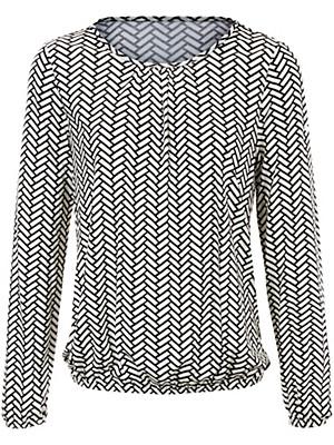 Uta Raasch - Shirt 100% Modal - Langarm