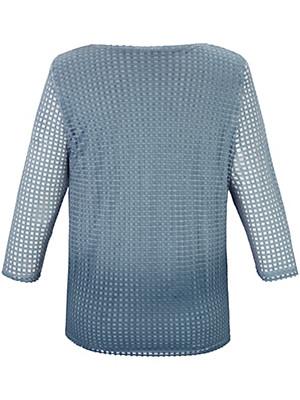 Via Appia Due - Shirt im Lagen-Look mit trendigen Cut-outs