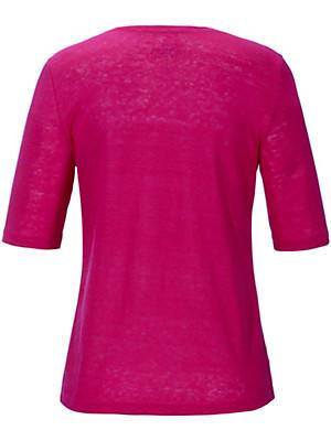 ZAIDA - Shirt mit lang1/2-Arm und Rundhals-Ausschnitt