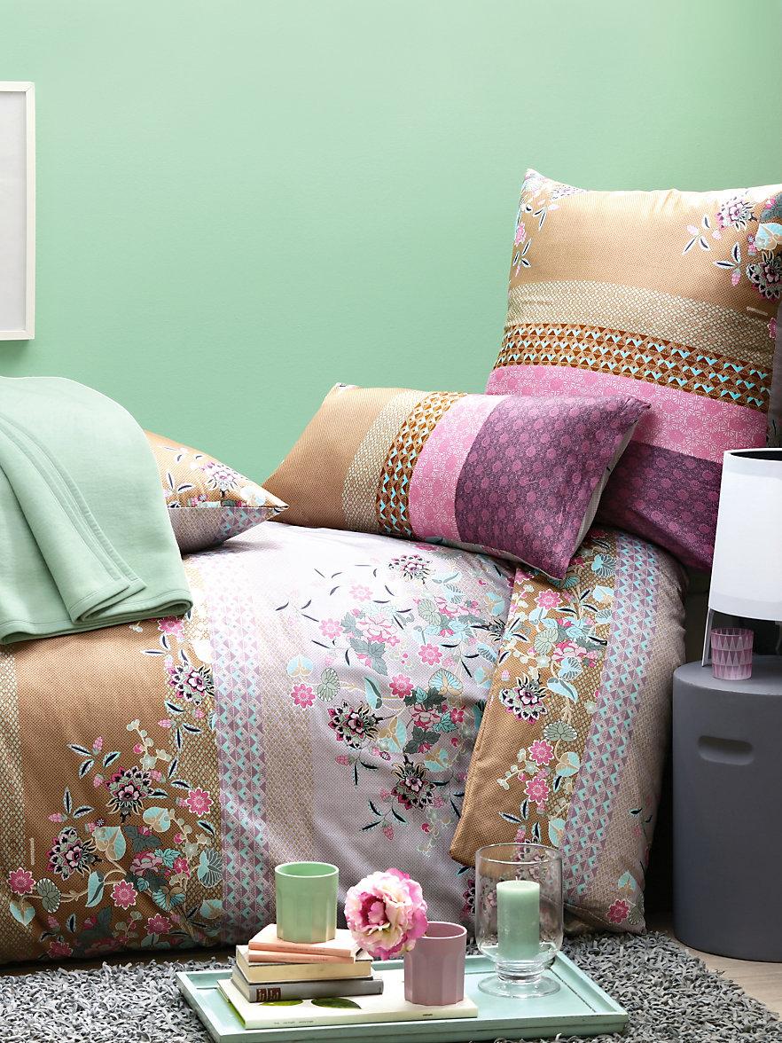 bassetti 2 teilige bettgarnitur ca 135x200cm orchidee multicolor. Black Bedroom Furniture Sets. Home Design Ideas