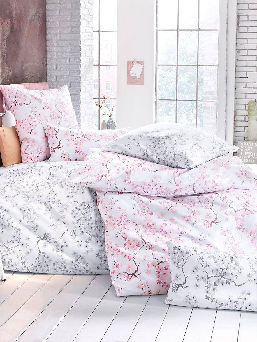 janine kissenbezug ca 40x80 cm hellgrau. Black Bedroom Furniture Sets. Home Design Ideas