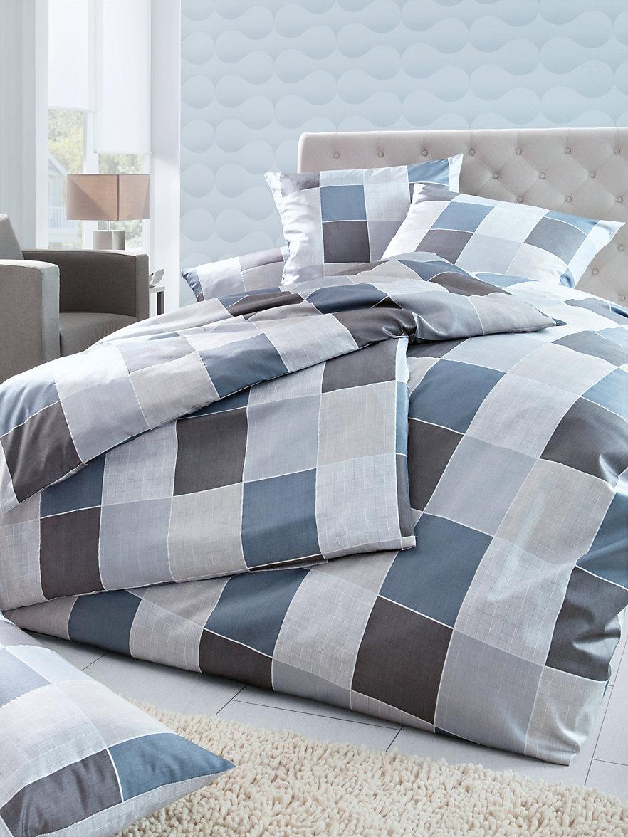 joop kissenbezug ca 40x80cm grau. Black Bedroom Furniture Sets. Home Design Ideas