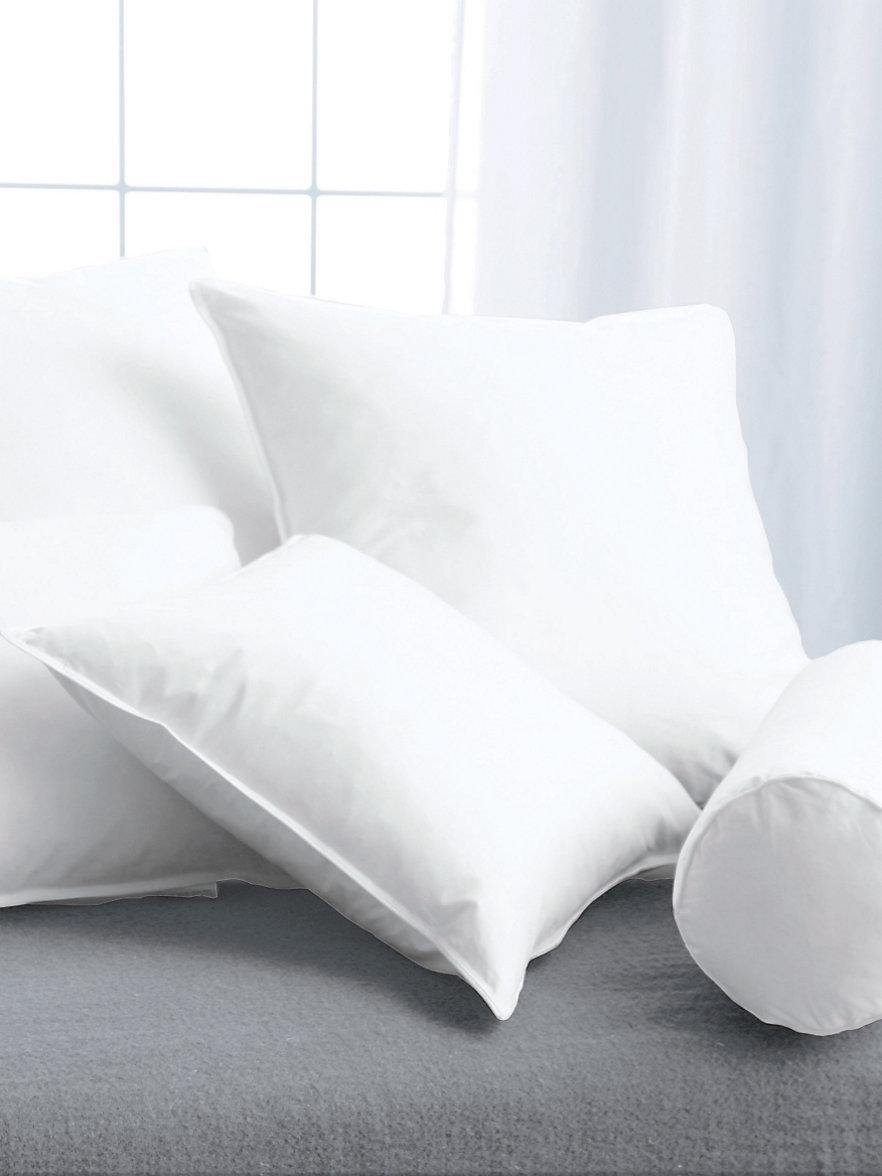kauffmann daunen kissen ca 30x50cm wei. Black Bedroom Furniture Sets. Home Design Ideas