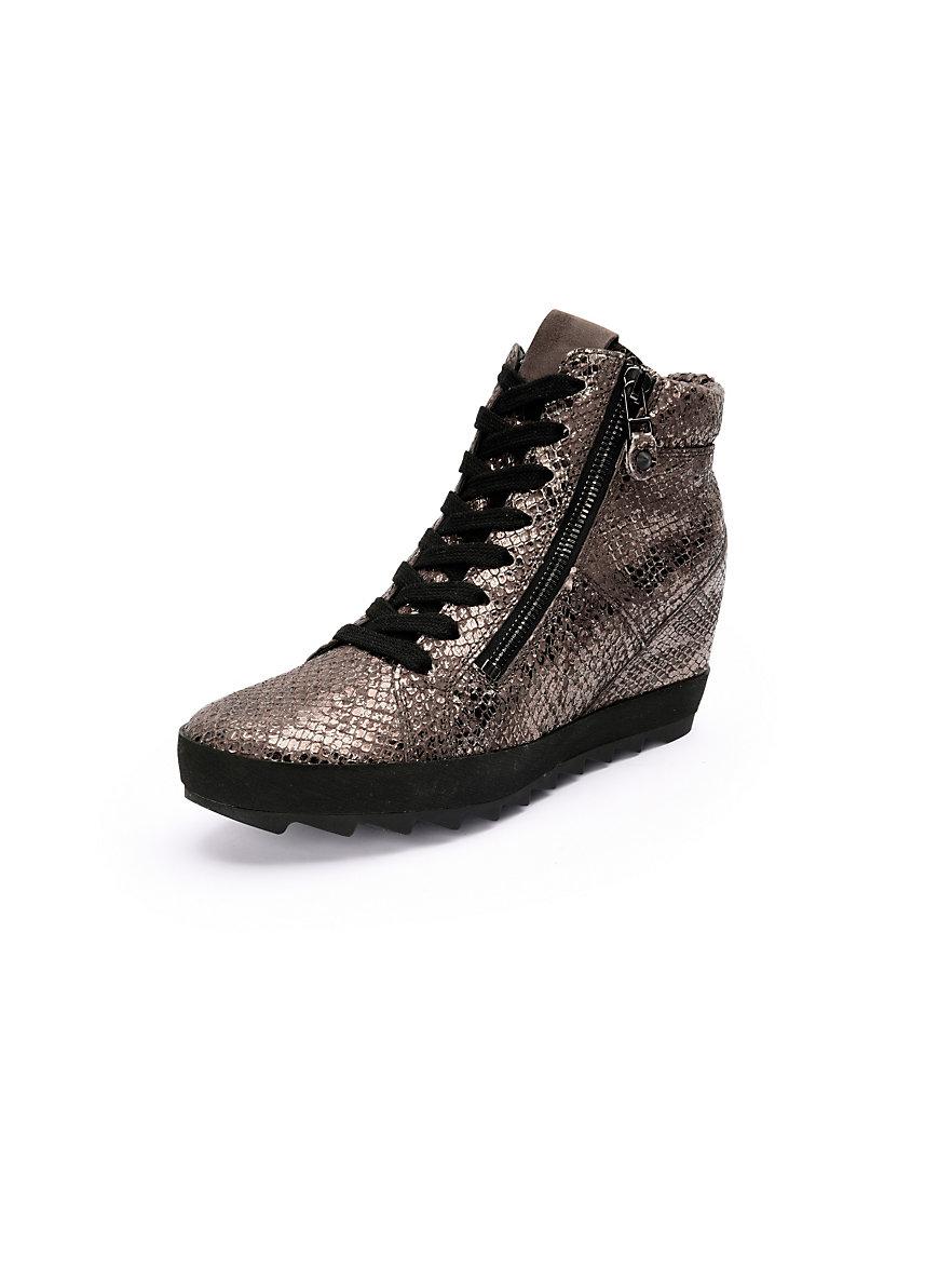 kennel schmenger sneaker soho dunkeltaupe metallic. Black Bedroom Furniture Sets. Home Design Ideas