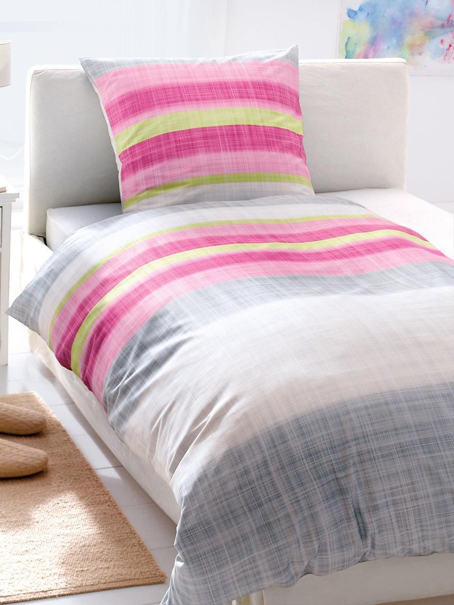 peter hahn 2 teilige bettgarnitur ca 135x200cm multicolor. Black Bedroom Furniture Sets. Home Design Ideas