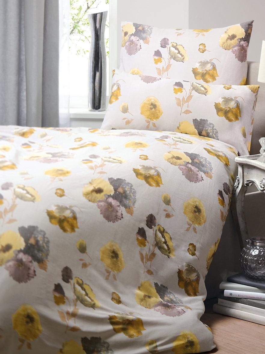 peter hahn bettbezug ca 135x200cm stein gold. Black Bedroom Furniture Sets. Home Design Ideas