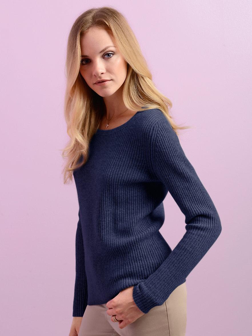 Кашемировые пуловеры