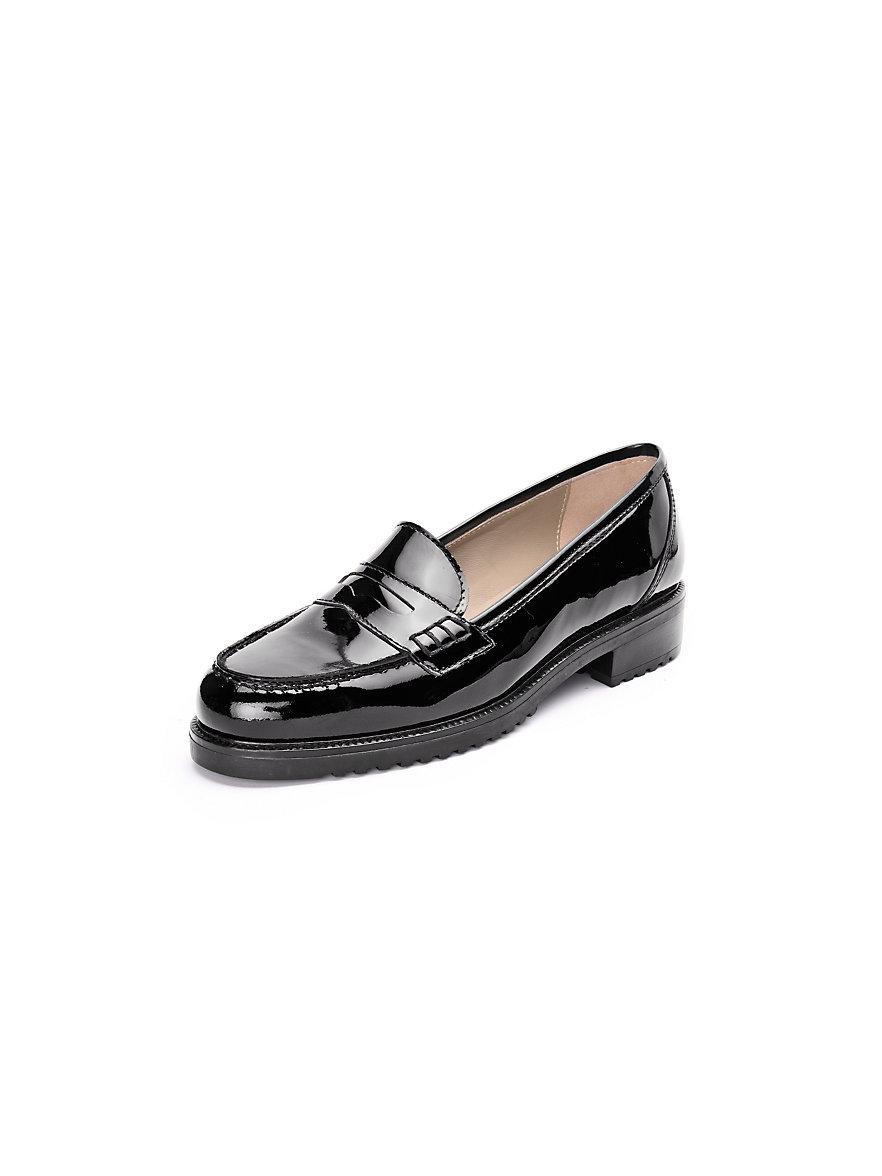 peter hahn exquisit slipper schwarz. Black Bedroom Furniture Sets. Home Design Ideas