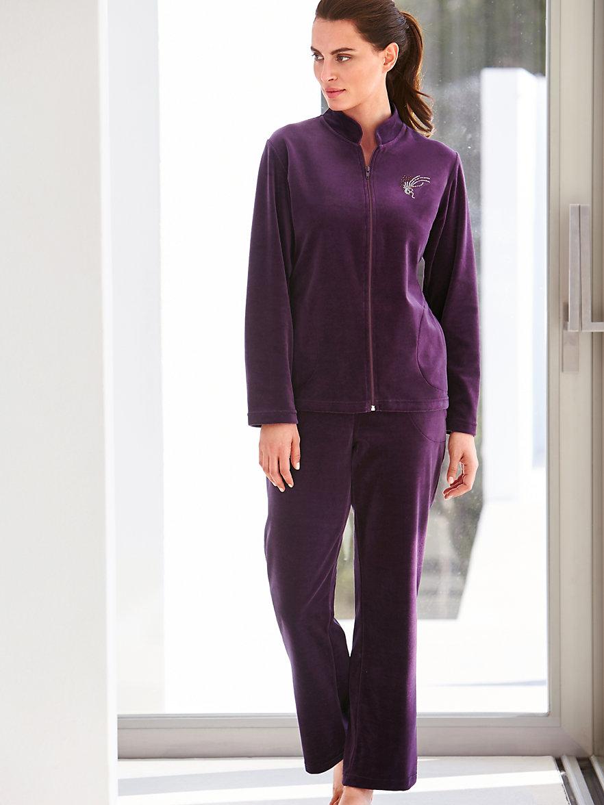 peter hahn nicki anzug bordeaux. Black Bedroom Furniture Sets. Home Design Ideas