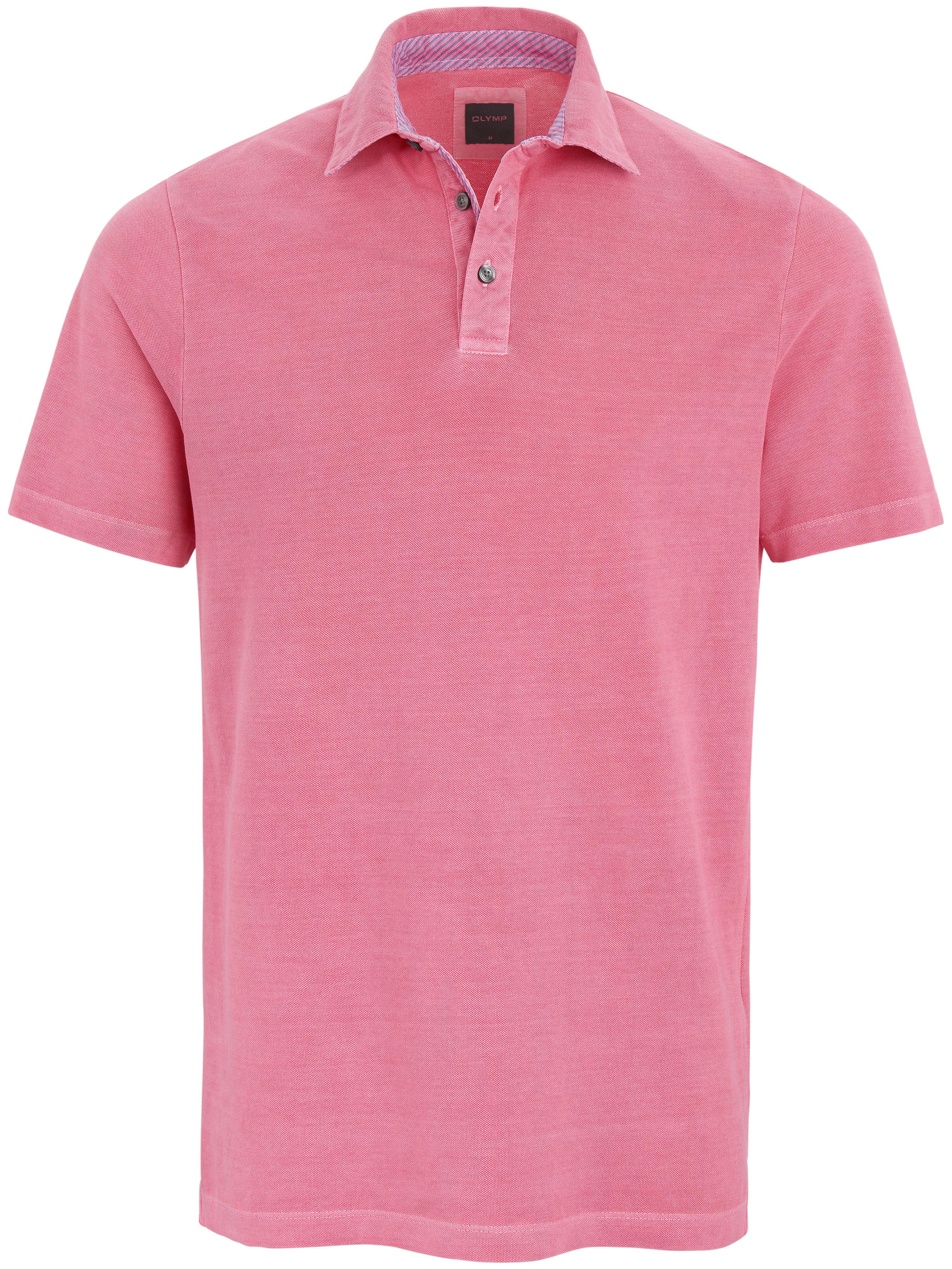 Polo-Shirt 1/2-Arm Olymp pink Größe: 56