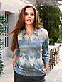 Dingelstädter - Polo-Pullover mit Reißverschluß am Kragen