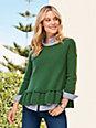 LIEBLINGSSTÜCK - Pullover im lässigen Boxy-Style