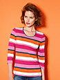 Looxent - Shirt mit 1/1 Arm und leuchtenden Farben