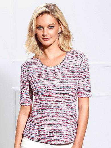 Basler - Rundhals-Shirt mit längerem 1/2-Arm