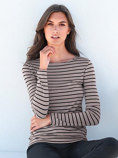 Betty Barclay - Shirt mit 1/1 Arm und höherem Rundhals-Ausschnitt
