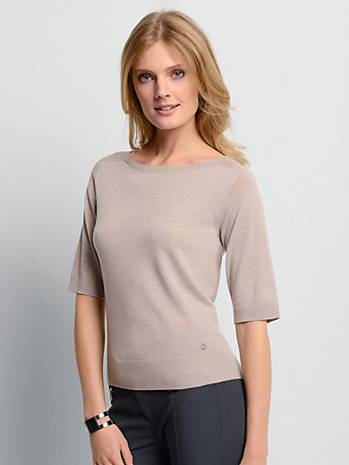Bogner - Pullover aus 100% Schurwolle mit 1/2-Arm