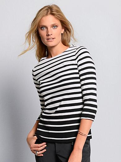 Bogner - Rundhals-Shirt aus 100% Baumwolle mit 3/4-Arm