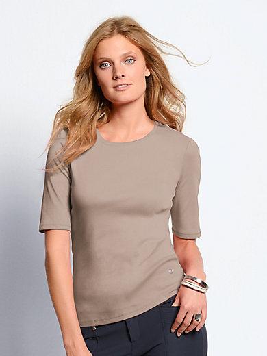 Bogner - Rundhals-Shirt Modell VELVET mit 1/2 Arm