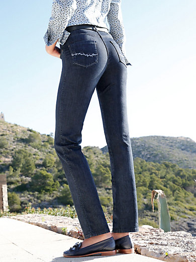"Brax Feel Good - ""Feminine Fit""-Jeans – Modell CAROLA BRILLANT"