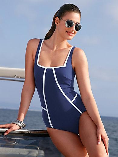Charmline - Badeanzug mit Karree-Ausschnitt