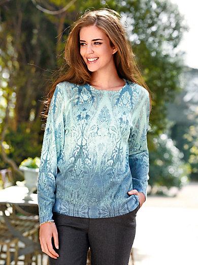 Dingelstädter - Pullover mit Karree-Ausschnitt