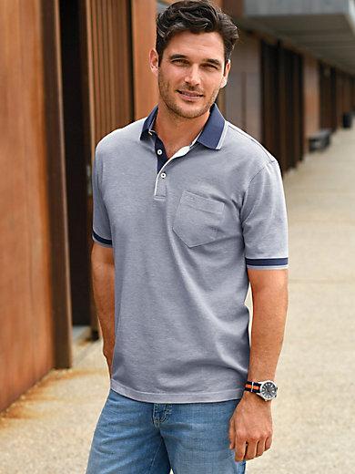 E.Muracchini - Polo-Shirt mit 1/2 Arm und Piqué