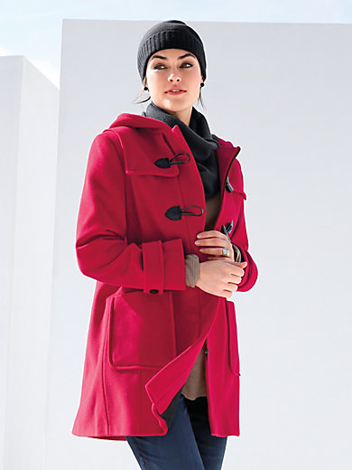 Emilia Lay - Dufflecoat mit stilechter Ausstattung
