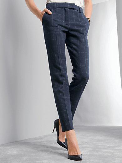 Fadenmeister Berlin - Knöchellange Hose mit Bügelfalten und Taschen