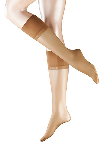 "Falke - Feinkniestrumpf ""Pure Matt 20 Knee-Highs"""