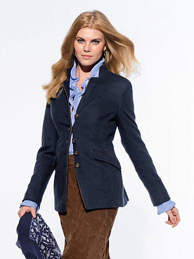 HABSBURG - Jersey-Blazer in femininer Silhouette