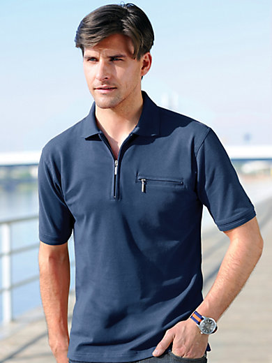 "HAJO - Polo Shirt 1/2 Arm mit ""Stay fresh"""