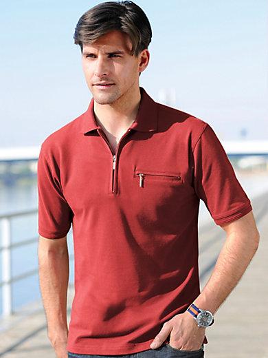 """HAJO - Polo Shirt 1/2 Arm mit """"Stay fresh"""""""