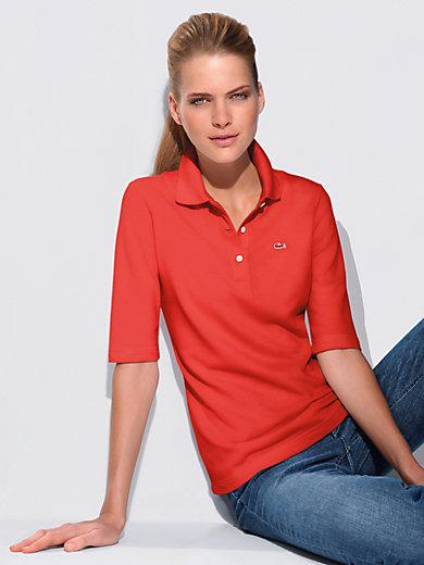 Lacoste - Polo-Shirt mit langem 1/2-Arm– Modell PF0088
