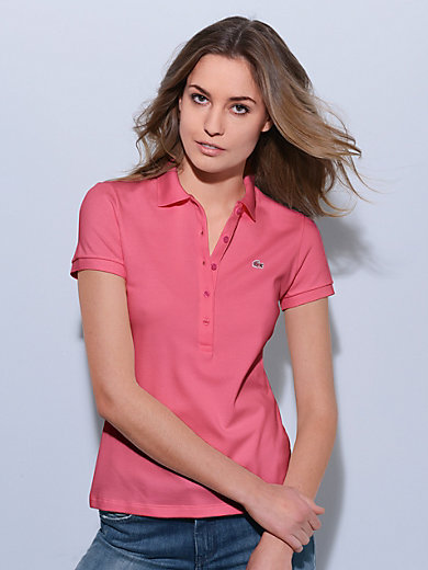 Lacoste - Polo-Shirt Modell PF7845 mit 1/4 Arm