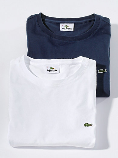 "Lacoste - Rundhals-Shirt ""Regular Fit"""