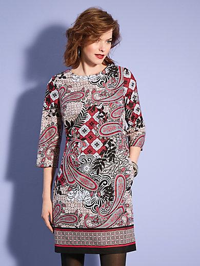 Looxent - Kleid im geraden Schnitt mit Seitennahttaschen