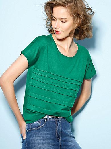 Looxent - Shirt mit überschnittener Schulter und Biesen