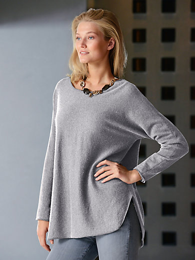 Peter Hahn Cashmere - PULLOVER 1/1 ARM