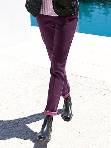 Peter Hahn - Cordhose mit geradem Bein