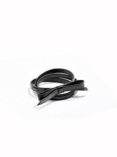 Peter Hahn - Gürtel mit dekorativer Schleife