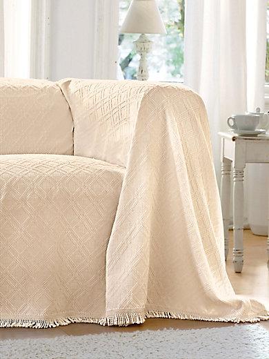Peter Hahn - Überwurf für Couch und Bett, 160x250cm