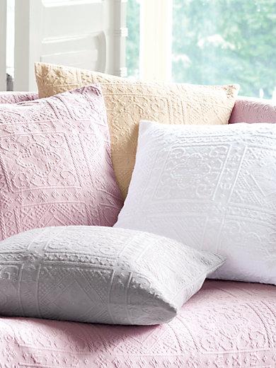 peter hahn berwurf f r couch und bett ca 270x250cm ecru. Black Bedroom Furniture Sets. Home Design Ideas