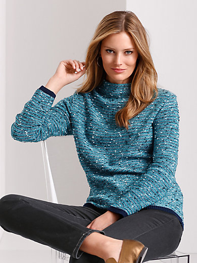 Rabe - Pullover in legerer Form