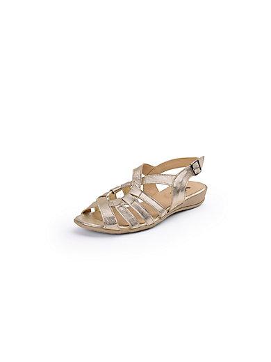 Scarpio - Sandale aus Rindsnappaleder-Riemen