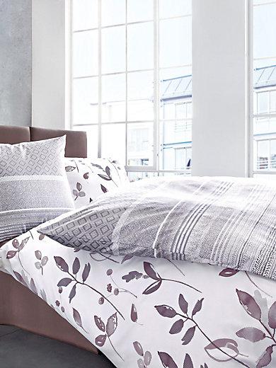 Schlafgut - 2-teilige Bettgarnitur ca. 155x220 cm