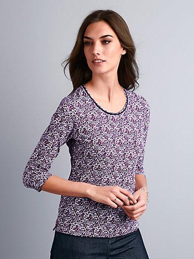 Schneiders Salzburg - Shirt mit kleinen Seitenschlitzen