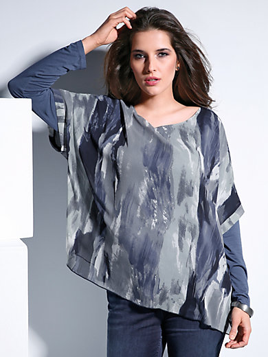 Via Appia Due - 2-in-1-Shirt