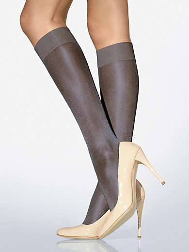 "Wolford - Feinkniestrumpf ""Satin Touch 20 Knee-Highs"""