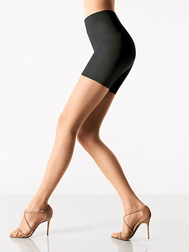 "Wolford - Feinstrumpfhose ""Luxe 9 Control Top Tights"""